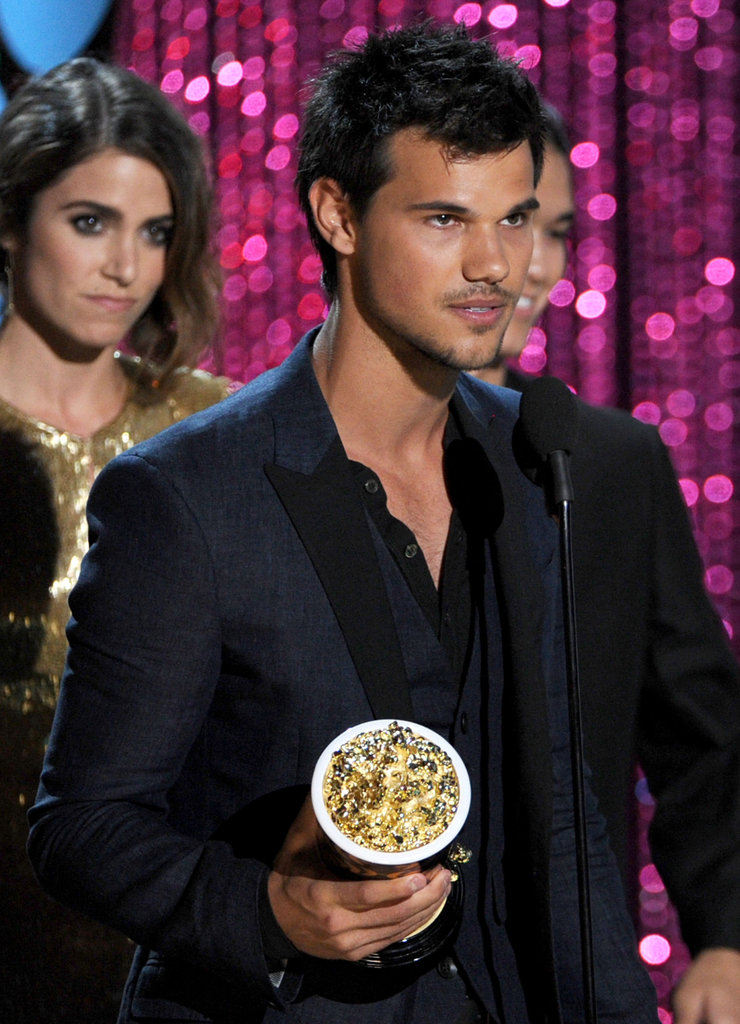 Jennifer and Johnny, Twilight and Hunger Games —Highlights From the MTV Movie Awards