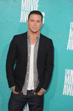 Channing Tatum attended the MTV Movie Awards.
