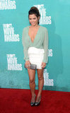 Jenna Dewan looked sweet in light teal.