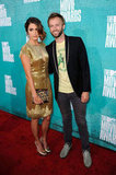 Nikki Reed arrived with her husband Paul McDonald on the red carpet at the MTV Movie Awards.