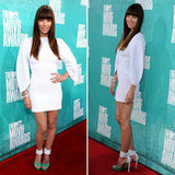 Jessica Biel at MTV Movie Awards 2012