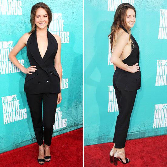 6157a25de9fb4fc1 shailene.xxxlarge 1 The Budget Fashionista is Live Blogging the MTV Movie Awards