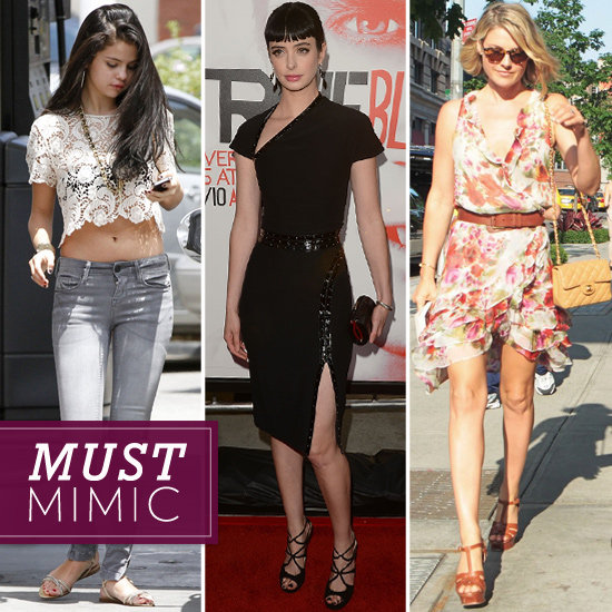 This Week's Créme-de-la-Créme Celebrity Looks to Re-Create Pronto!