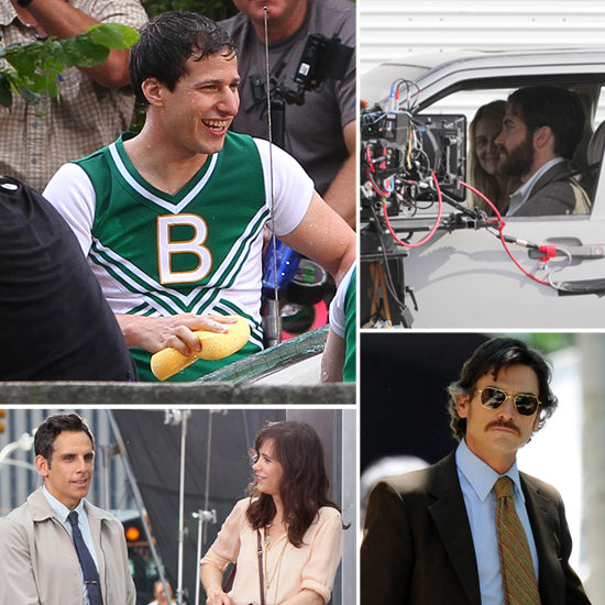 Andy Samberg, Billy Crudup, and More Stars on Set!