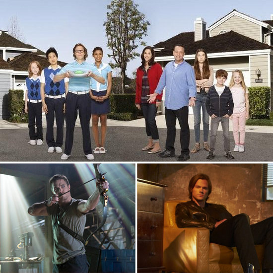 Geek&#039;s Guide to Fall TV
