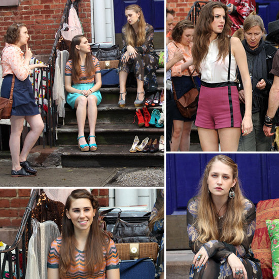 Check out the latest looks from HBO's Girls.