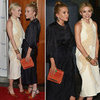 Mary-Kate and Ashley Olsen Wearing The Row June 1, 2012