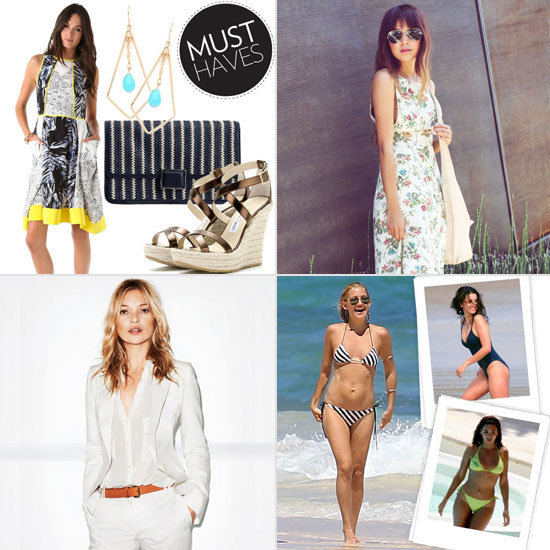 Fab Recap — Our June Must Haves, Ultimate Swimsuit Guide, Charlize's Style Evolution, and More!