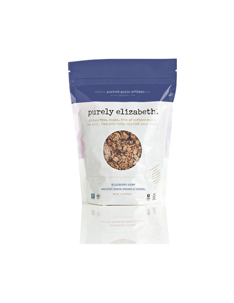 Purely Elizabeth Blueberry Hemp Granola