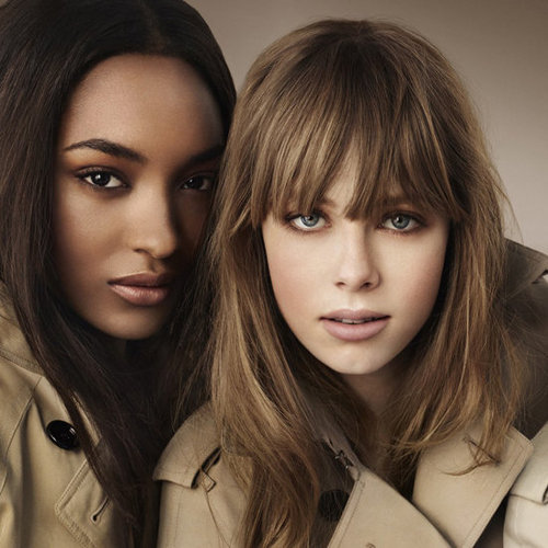 Burberry Beauty Autumn/Winter 2012 Ad Campaign