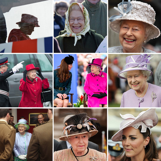 See Queen Elizabeth's Diamond Jubilee Celebrations So Far
