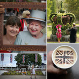 The UK Preps For the Queen's Diamond Jubilee Weekend