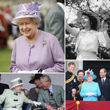 Celebrating the Queen's Diamond Jubilee With a Look at Her Life in Pictures