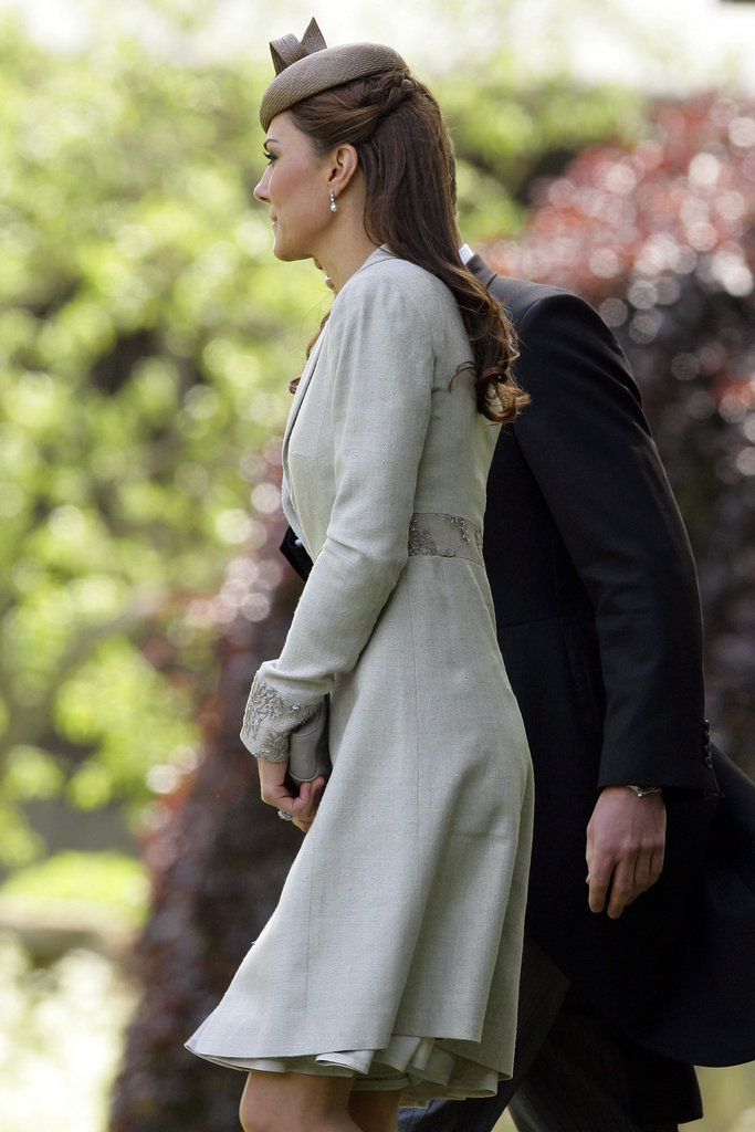 Kate Joins Princes William and Harry For a Spencer Family Wedding