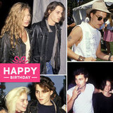 Happy Birthday Johnny Depp! See His Life, Loves, And Work Over the Years