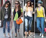 Celebrities Are Obsessed With Star-Print Jeans — Score Their Exact Pairs Here!