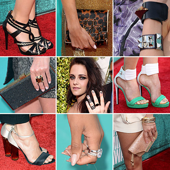 The Best Baubles, Bags & Heels at the MTV Movie Awards — See Them All Up Close!