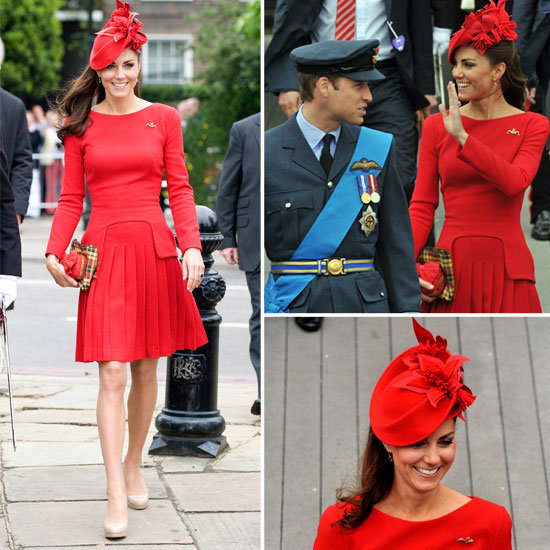 McQueen for a Queen! Kate Middleton Celebrates the Jubilee in Style