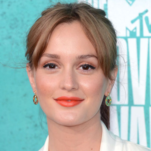 Leighton Meester at the 2012 MTV Movie Awards