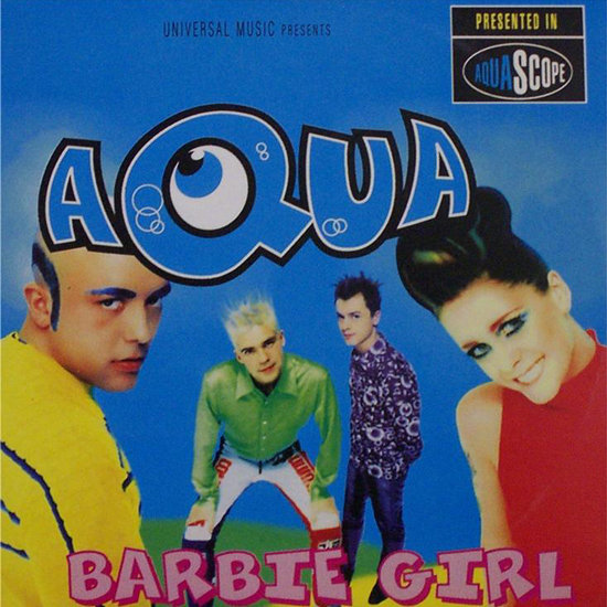 &quot;Barbie Girl&quot; by Aqua