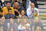 Diane and Josh Cheer on the LA Kings to a Big Win With David, Brooklyn, Romeo, and More