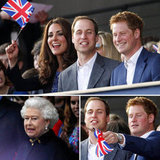 Kate Middleton Attends the Jubilee Concert With the Queen, But Not Ill Prince Philip
