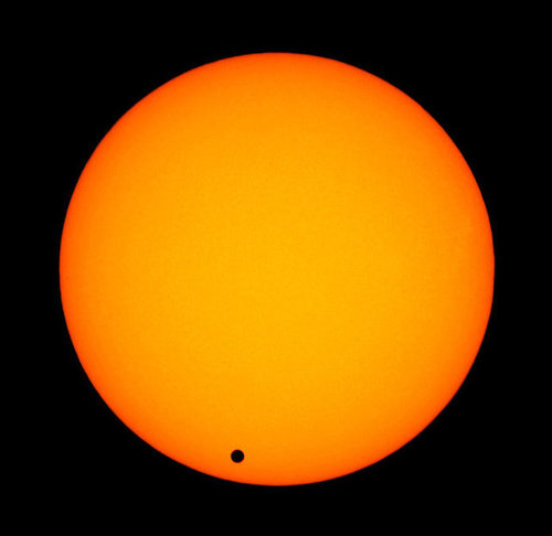 When and Where to See the Transit of Venus