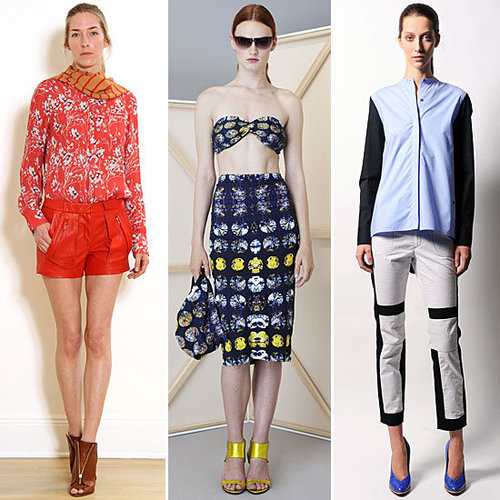Runway Round Up of the Best of Resort 2013 So Far: Derek Lam Crosby 10, Marc Jacobs, Donna Karan& More!