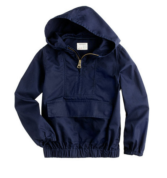 J.Crew Boys' Chino Anorak ($50, Originally $75)