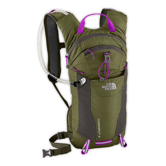 I love the combo of colors on this Women's Torrent 4 ($90) from The North Face. The vented back panel will keep you especially cool during long hikes.