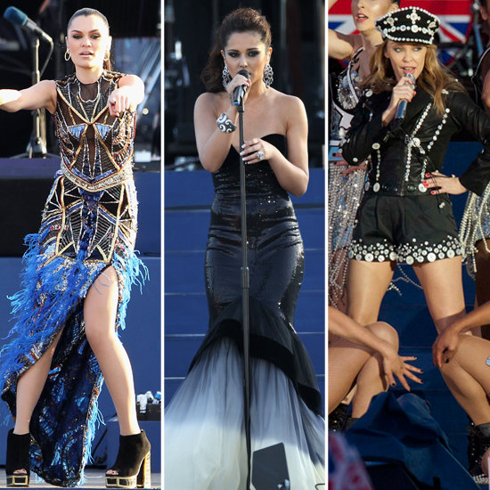 See All the Fashion From the Queen's Diamond Jubilee Concert