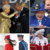Look Back at All of Queen Elizabeth's Diamond Jubilee Celebrations