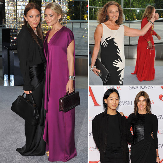 2012 CFDA Awards: See How the Designers Dress Up