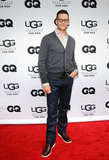 Tom Brady stepped onto the red carpet of the opening of Ugg For Men in NYC.
