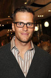 Tom Brady smiled at the opening of Ugg For Men in NYC.