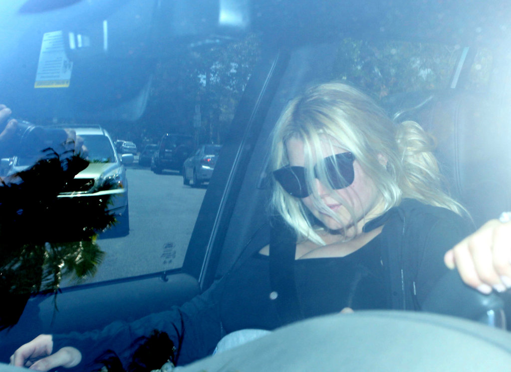 New Mom Jessica Simpson Kicks Off Her Post-Baby Workout Plan