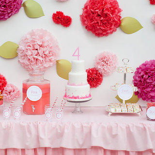 Strawberry Shortcake Birthday Party