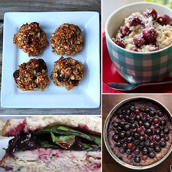 Time to Get Picking! Sweet and Savory Healthy Cherry Recipes