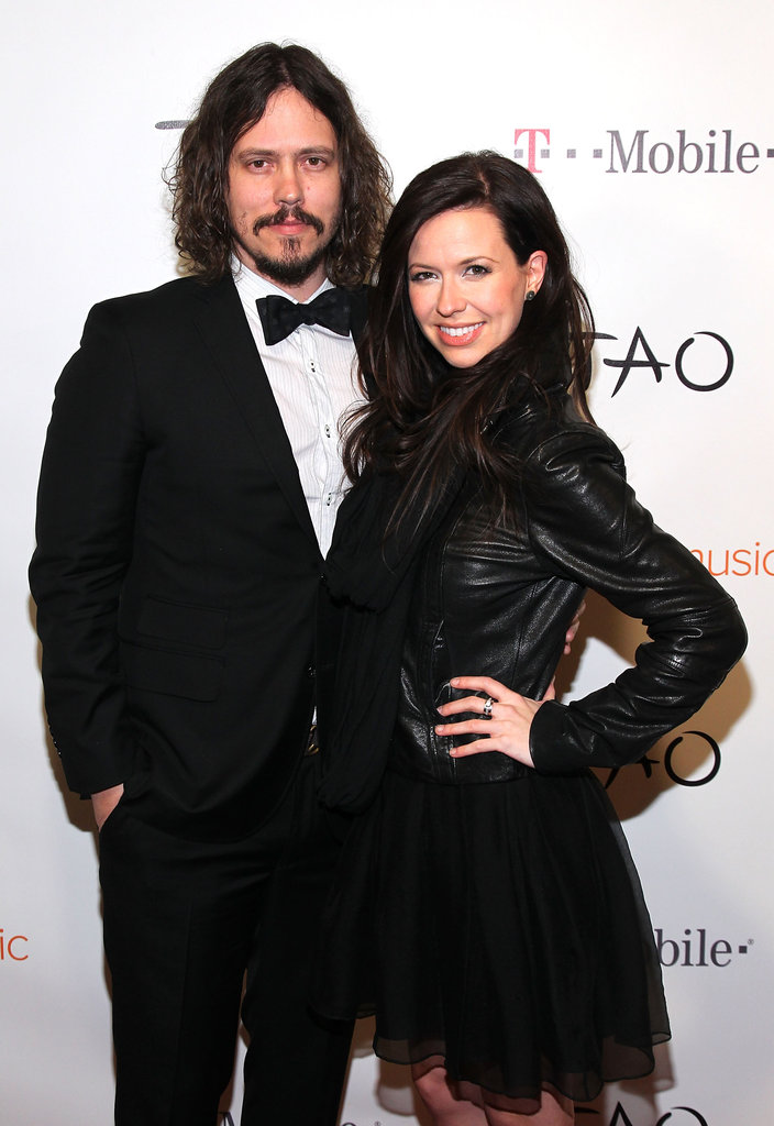 Joy and John Paul donned black for their Sundance performance this year.