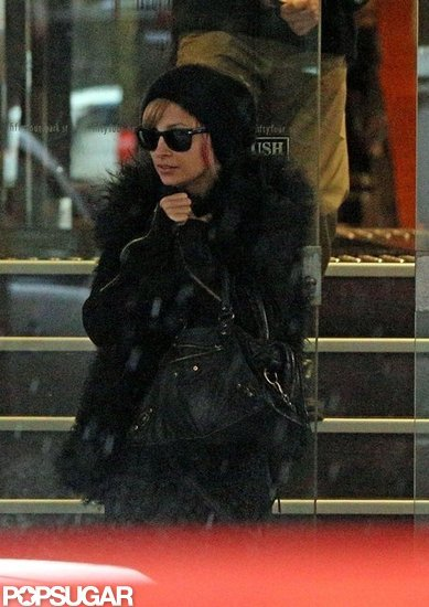 Nicole Richie was out and about in Australia.