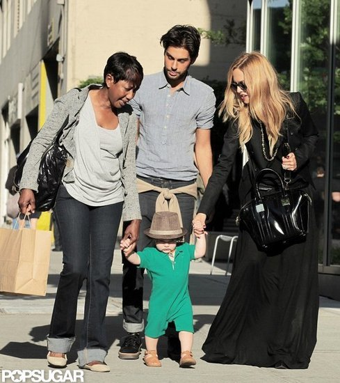 Rachel Zoe spent the day in SoHo with Skyler Berman and Joey Maalouf.