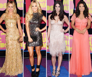 Best Dressed Celebrities at CMT Music Awards 2012