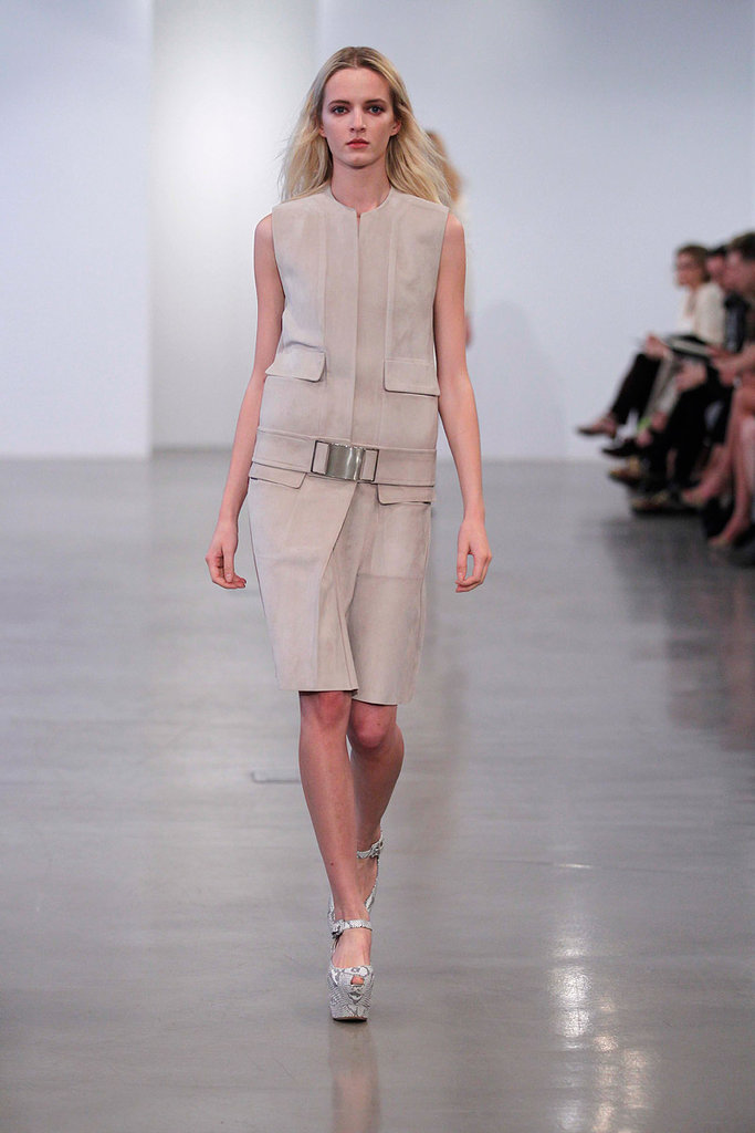 Calvin Klein Resort 2013