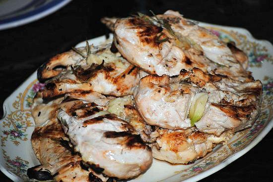 Grilled Buttermilk Chicken Recipe | POPSUGAR Food