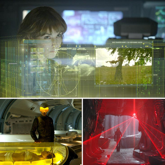 Technology Used in Prometheus Movie