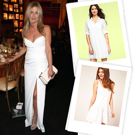 Best White Dresses Spring and Summer 2012