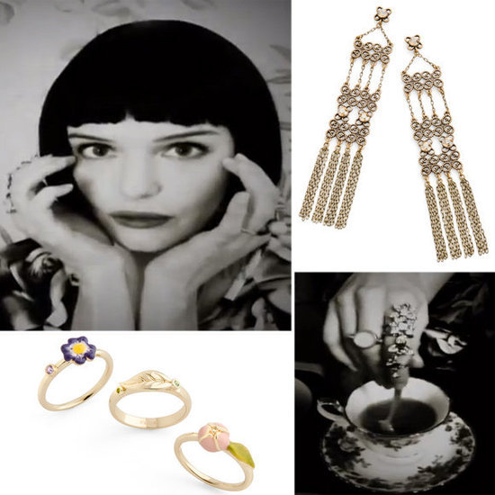 Check out Kate Bosworth's latest '20s-inspired pieces for JewelMint.
