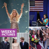 Carrie Underwood Wins Big, Miss USA Crowned, and Royals Celebrate Diamond Jubilee