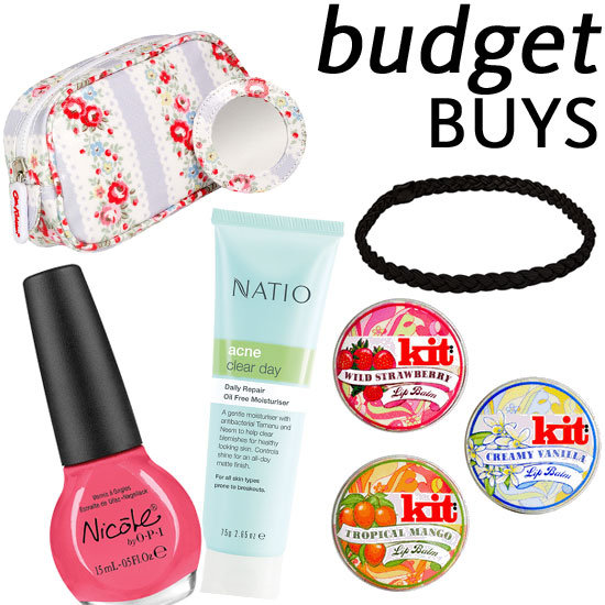 Budget Buy Friday! 10 Cheap Beauty Products Under $20