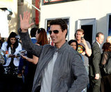 Tom Cruise and Julianne Hough Have a Rollicking Rock of Ages Premiere in LA